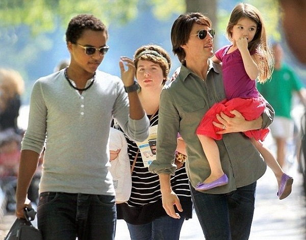 Tom Cruise Children