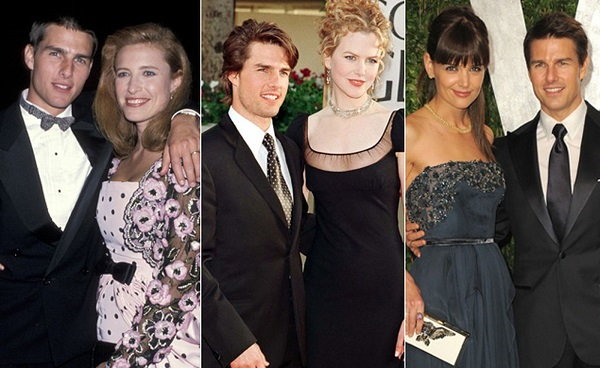 Tom Cruise Ex-Wives - NetWortCulture