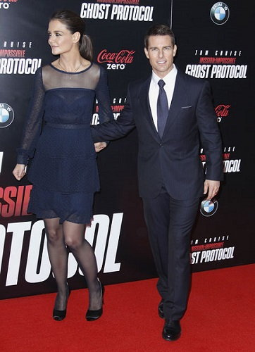 Tom Cruise Height