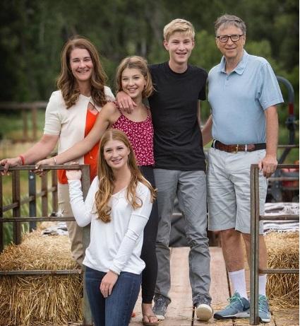 Bill GatesChildren