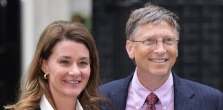 Bill Gates Wife