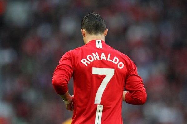 Cristiano Ronaldo Jersey