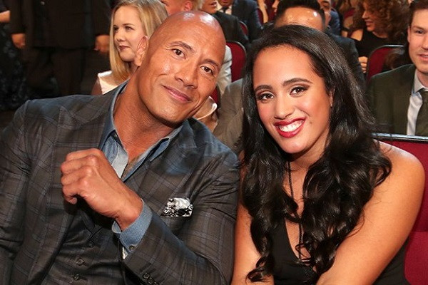 Dwayne Johnson Daughters