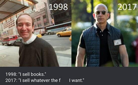 Jeff BezosMemes