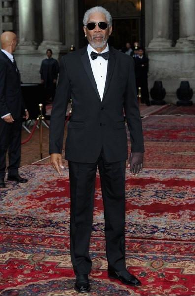 Morgan FreemanHeight