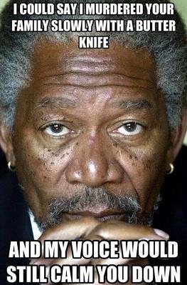 Morgan Freeman Memes