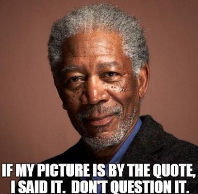 Morgan FreemanMemes