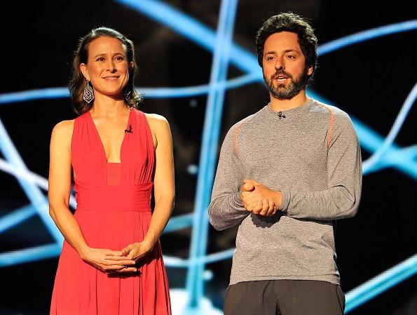 Sergey BrinWife